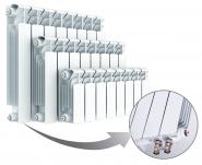 RIFAR BASE VENTIL 500 BVL 4 секций радиатор нижнее левое подключение
