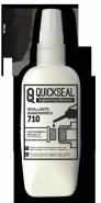 Анаэробный герметик легкой/средней фиксации белый QUICKSEAL 710  50г