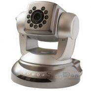 Камера видеонаблюдения, 1,3 Mp, PoE, поворотная Арт. tc-p0132