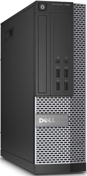 Системный блок Dell Optiplex 7020 SFF (7020-3258) черный