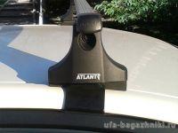 Багажник на крышу Volkswagen Jetta A5, Атлант, прямоугольные дуги
