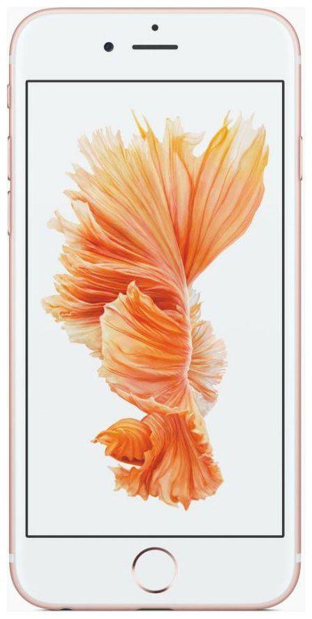Мобильный телефон Apple iPhone 6S 16 Gb Rose Gold A1688