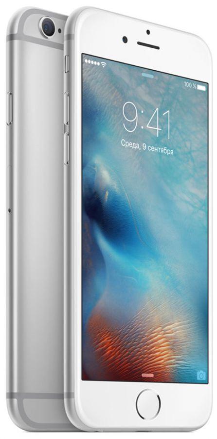 Мобильный телефон Apple iPhone 6S Plus 64 Gb Silver