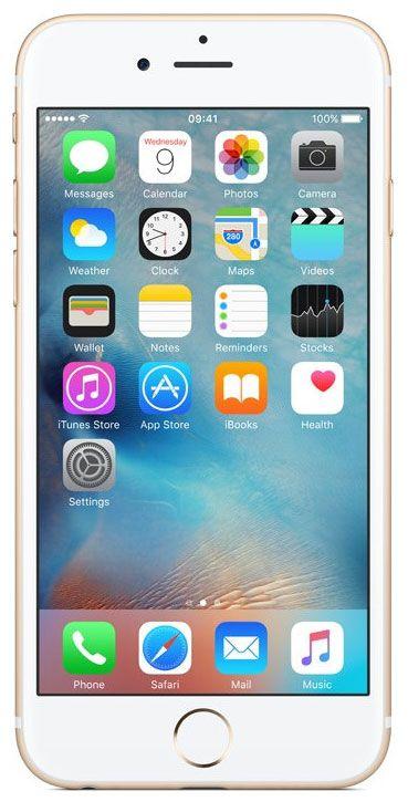 Мобильный телефон Apple iPhone 6S Plus 16 Gb Gold