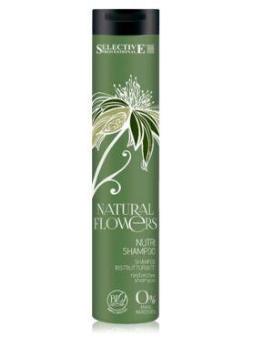 Selective NF Nutri Shampoo Питательный шампунь