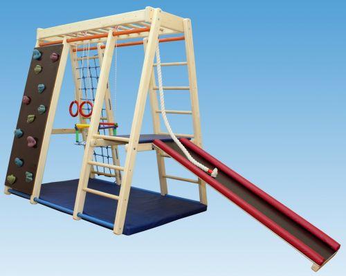 ДСК Богатырь деревянный 170 см