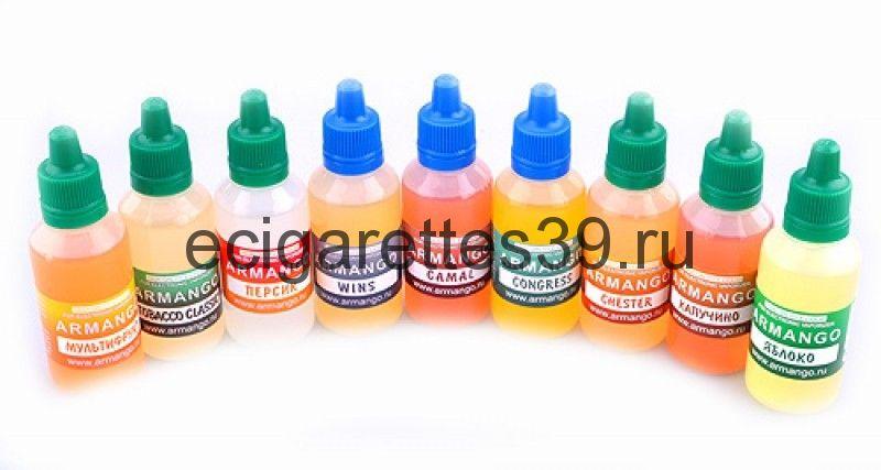 Жидкость Armango 30 мл. (никотин 6 мг.)