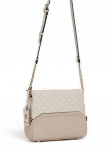Бежевая сумка Eleganzza