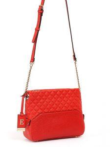 Красная сумка кросс-боди Eleganzza