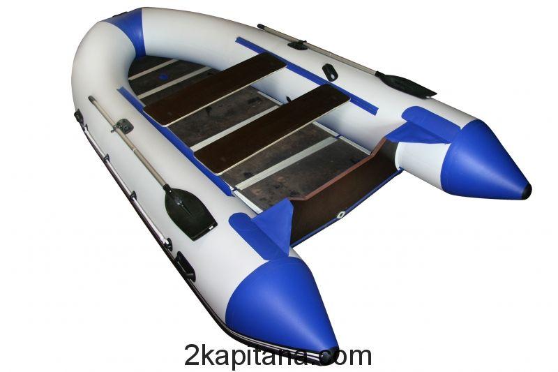 Лодка надувная Angler AN 400 XL