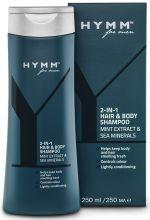 HYMM Шампунь для волос и тела 2 в 1
