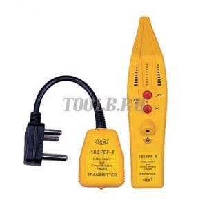 SEW 188 FFF - измеритель параметров электрических сетей