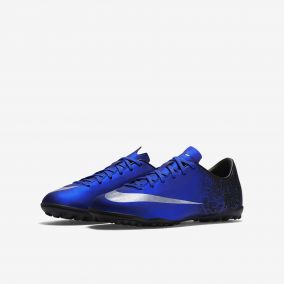 Детские шиповки NIKE MERCURIAL VICTORY V CR TF 684853-404 JR