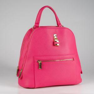 Рюкзак женский 1512510; экокожа; сливовый