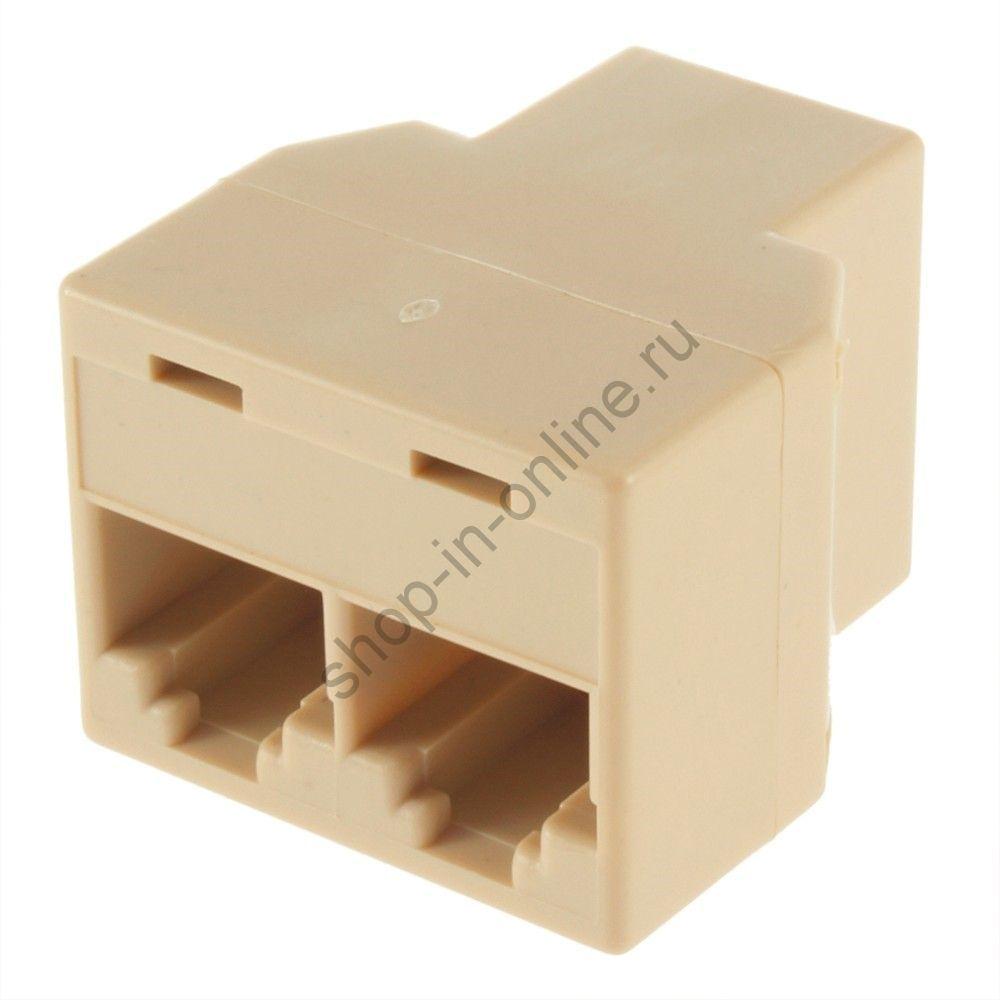 usb-rj45 для CAT5 сетевой кабель LAN порт 1 до 2 разъем