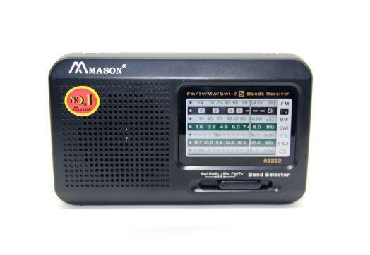 Радиоприёмник MASON R-2222