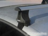 Багажник на крышу Volkswagen Passat B5, Атлант, крыловидные дуги