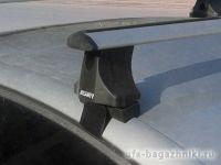 Багажник на крышу Volkswagen Passat B5.5 (B5 Plus), Атлант, крыловидные дуги