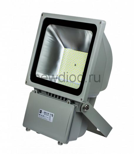 Прожектор светодиодный СДО-3-150 150Вт 160-260В 6500К IP65 ASD