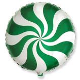 """Карамель, зелёный, 18""""/46 см"""