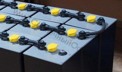 Перемычка 220 для тяговых панцирных аккумуляторов, ёмкостью до 400 Ач*2В (для поворота ряда аккумуляторов)