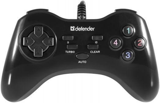 Геймпад Defender Game Master G2 USB, 13 кнопок