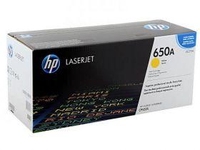 Картридж оригинальный  HP CE272А (650А)