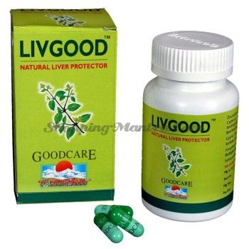 Ливгуд гепатопротекторный препарат Goodcare Pharma Livgood