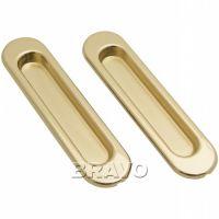 Ручка для двери купе золото
