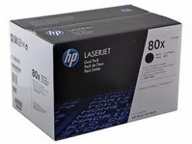 Картридж оригинальный  HP CF280XD/CF280XF (80X)