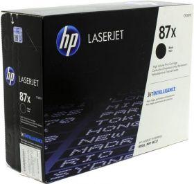 Картридж оригинальный  HP CF287X (87Х)