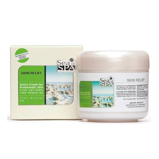 Крем для кожи Skin Relief (Sea of Spa) 100 мл