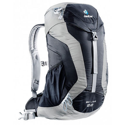 Deuter Aircomfort AC Lite AC Lite 22 black-silver универсальный рюкзак