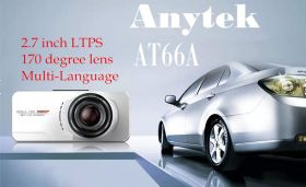 Автомобильный Видеорегистратор Anytek AT66a