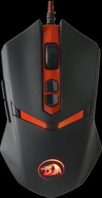 Проводная игровая мышь Nemeanlion оптика,7кнопок,3000 dpi