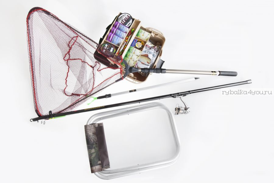 """Поплавочный рыболовный комплект """"Carbon 400"""""""