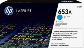 Картридж оригинальный HP CF321A (653А)