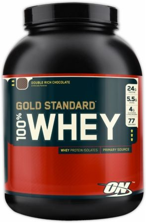 100% Whey Gold Standard (2352 гр.)