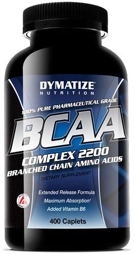 BCAA Complex 2200 (400 таб.)