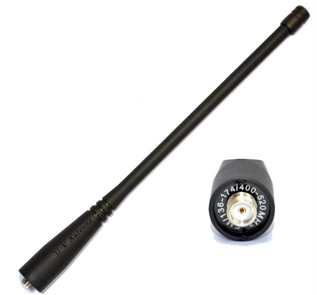 Антенна штатная для рации Baofeng UV-5R и UV-82 и BF-A58 и DM-5R +