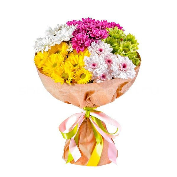 Букет цветов ЛЕТО