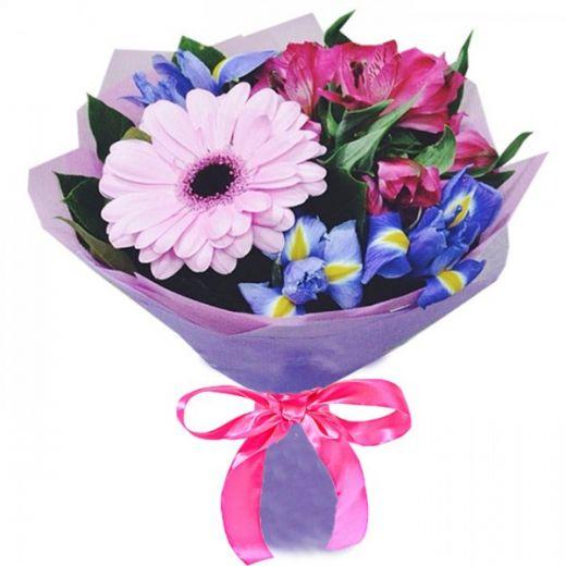 Букет цветов ЛИЛИЯ