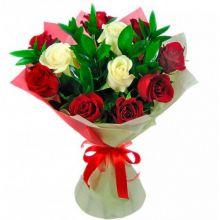 Букет цветов СТРАСТНЫЙ