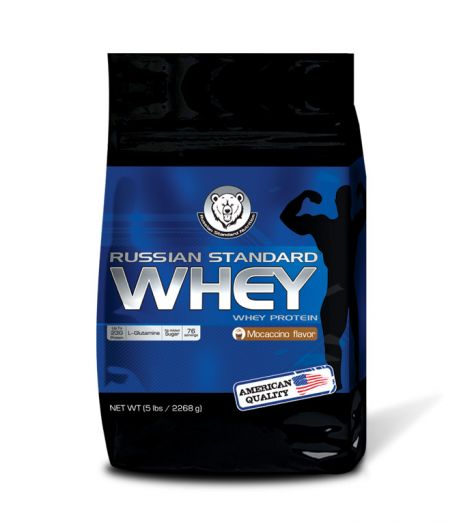 RPS Whey Protein (2270 гр.) - Лесные ягоды.