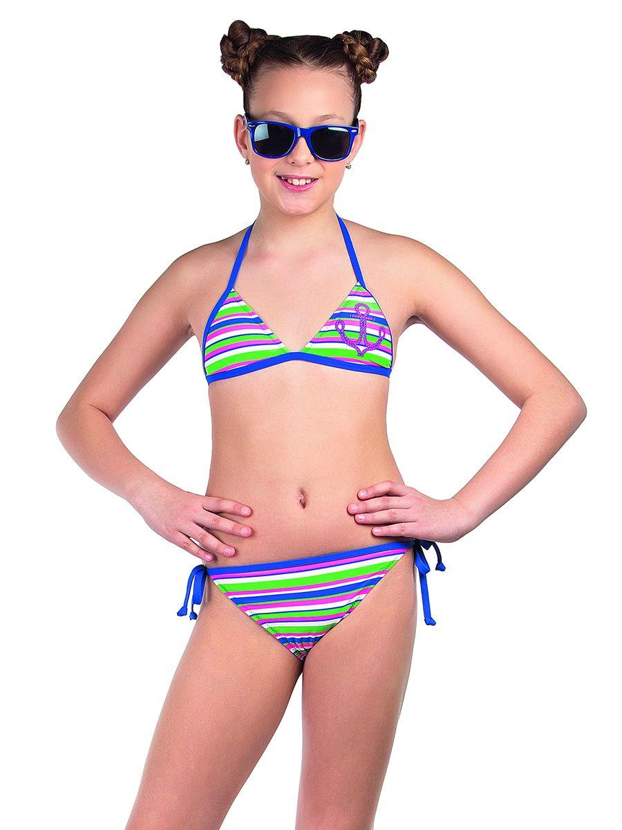 Купальник для девочек GM 011610 Silvi Marino DSK 152-158