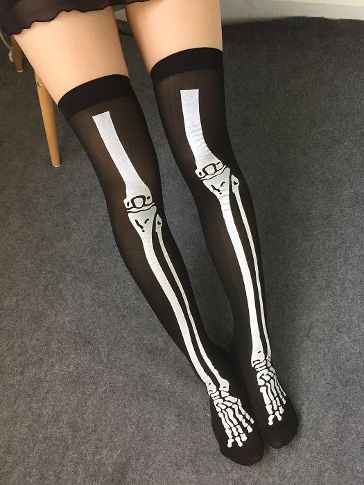 Чулки Sceleton