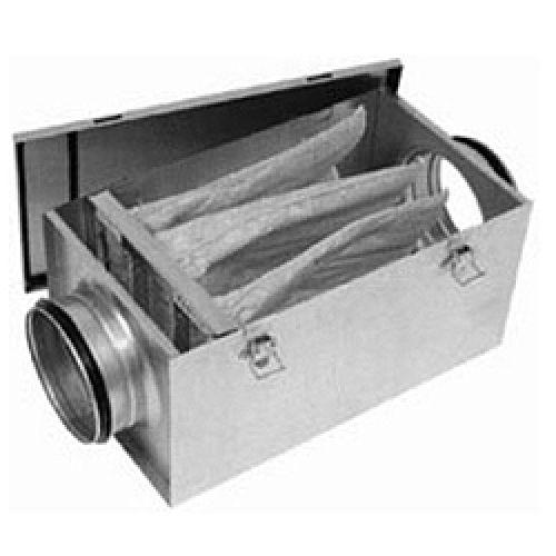 Воздушный фильтр для круглыx воздуxоводов ФЛФ 315