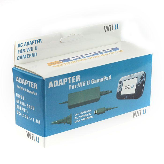 Сетевой адаптер  220V  для GamePad Wii U (SD-319)