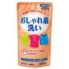 Натуральное жидкое средство для деликатной стирки Nihon Oshyare Arai, 400мл