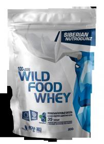 Siberian Nutrogunz Wild Food Whey (900 гр.)